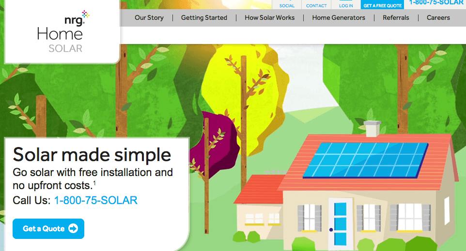 nrg home solar reviews real customer reviews