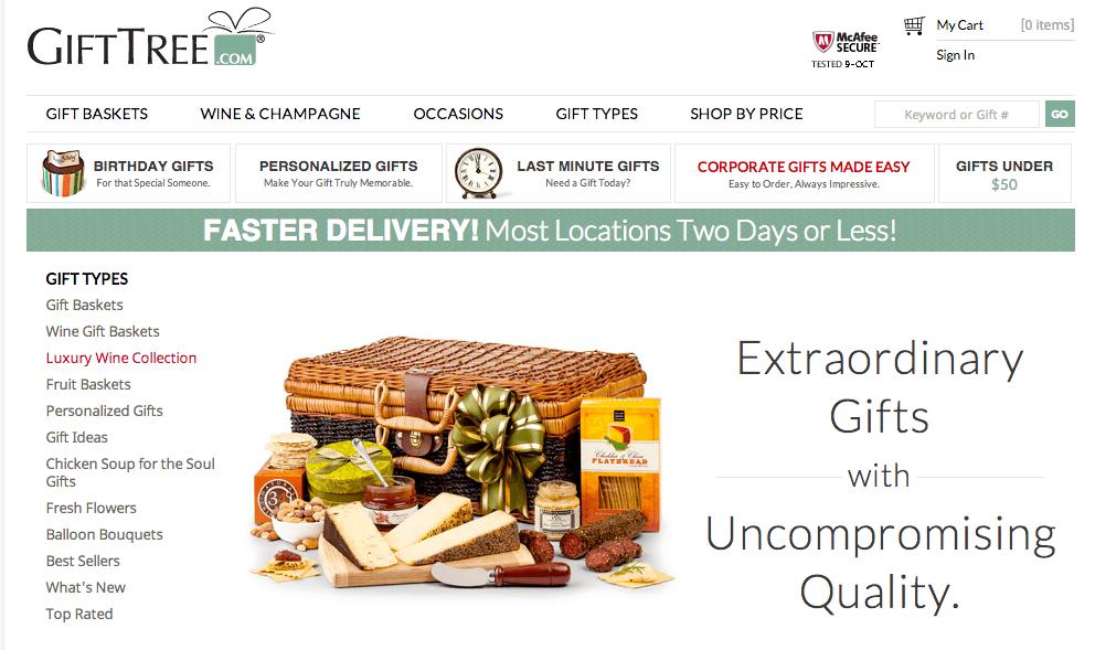 Gift Baskets Vancouver Wa Gifttree Reviews Real Customer